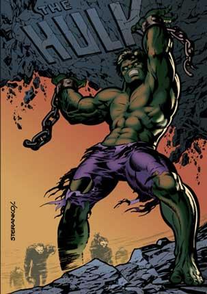 Comic Book Artist: Jim Steranko