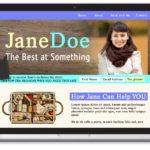 Jane Doe's Website