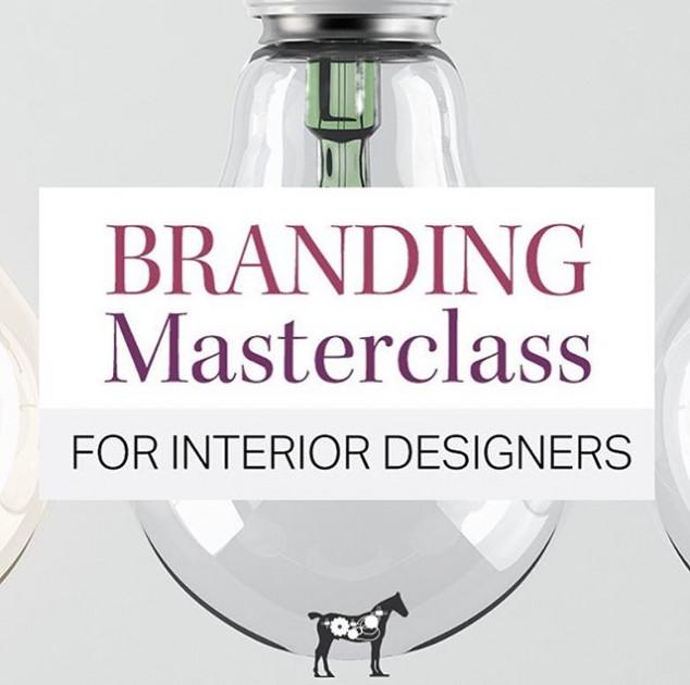 Branding Masterclass for Interior Designers