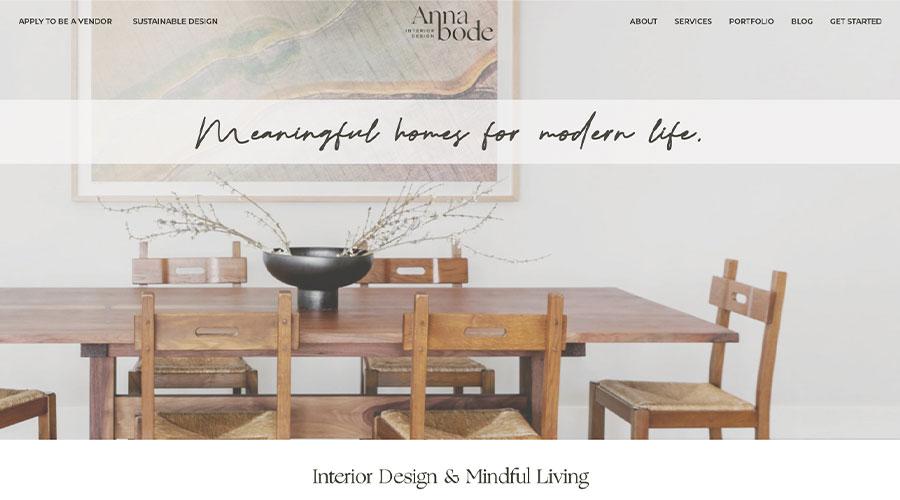 Annabode Homepage